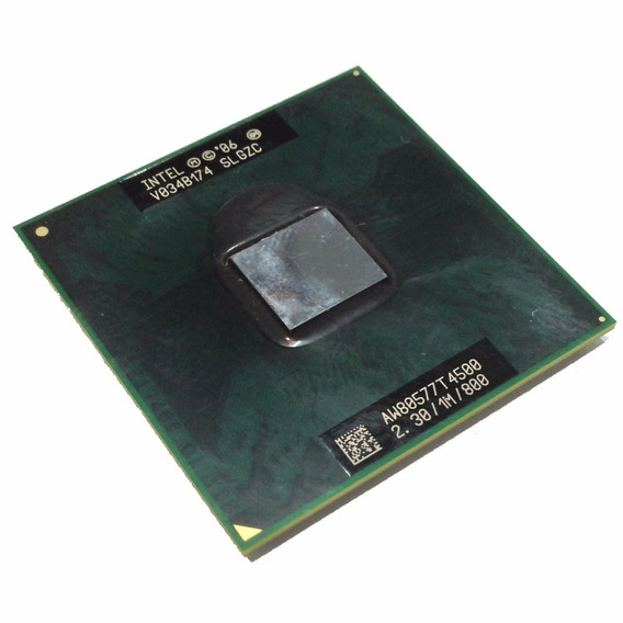 Processador Intel Dual-core Mobile T4500 Slgzc 2.3 1m (3209)
