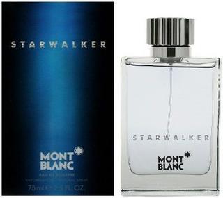 Perfume Mont Blanc -- Starwalker -- Caballero -- 75ml