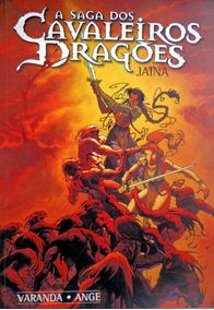A Saga Dos Cavaleiros Dragões - Jana - Editora Devir