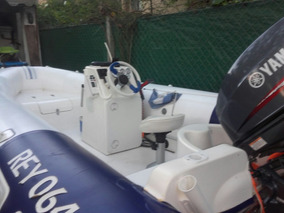 Semirrigo Tozzoli Motor Yamaha 40 Hp Power Trim + Trailer