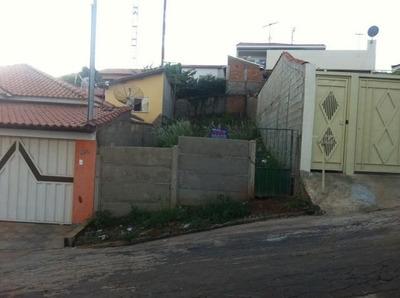 Terreno Na De Cidade De Areado - Mg - Bairro Alto Cruzeiro