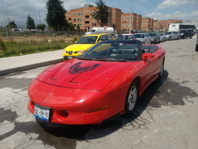 Pontiac Trans Am V8 Convertible Piel Impecable Solo Conocedo