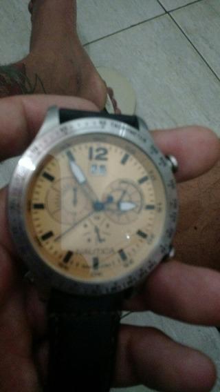 Relógio Nautica Top De Linha Quem Conhece Sabe...