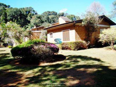 Sitio Em Atibaia - Sp Residencial . Financie Direto Com O Proprietário. - St00015
