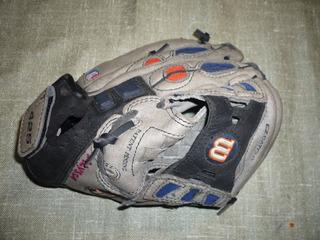 Guante De Baseball Marca Wilson.