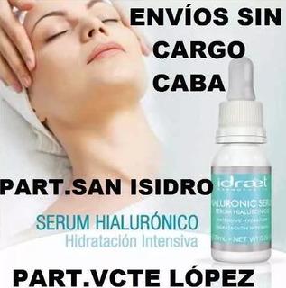 Ácido Hialurónico Serum Idraet + San Isidro- V. López- Caba