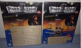 Fascículos Piratas Do Caribe - Ed. Salvati