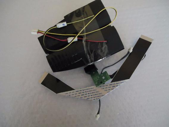 Kit Samsung Un40h5100 Cabos, Wifi, Sensor, Auto Falantes,