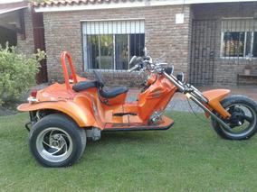 Triciclo Motor Fusca 1600