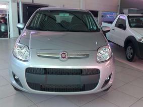 Fiat Nuevo Palio 1.4 Nafta Gris Okm, Anticipo $40000 Af