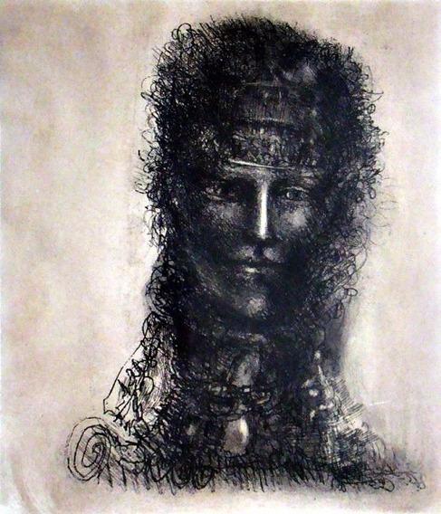 Marcelo Grassmann - Gravura Em Metal Espetacular