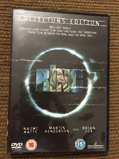 The Ring El Aro Edicion Colección - Naomi Watts Imp. Ingland