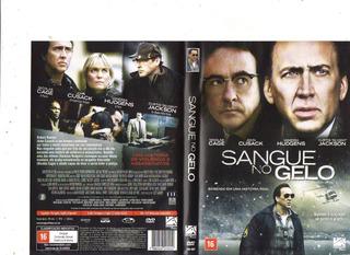 Dvd Sangue No Gelo, Nicolas Cage, John Cusak, Original