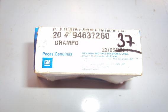 Presilha Grampo Parachoque Opala 91/92 Gm Original E Demais