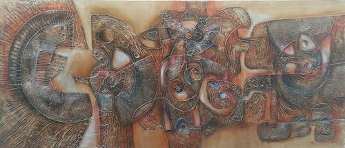 Cuadros Al Oleo.pinturas Para Sala Hogar