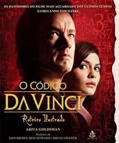 O Código Da Vinci - Roteiro Ilustrado