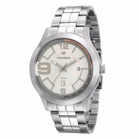Relógio De Pulso Masculino Mondaine 94963g0mvna1