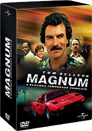Box Magnum - 2ª Temporada Completa 6 Dvds Originais
