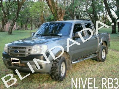 Camioneta Blindada Ford Ranger