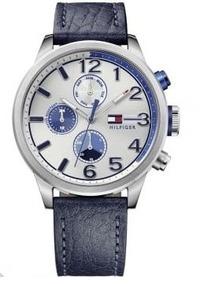 Relógio De Pulso Tommy Hilfiger 1791240 Original Masculin...