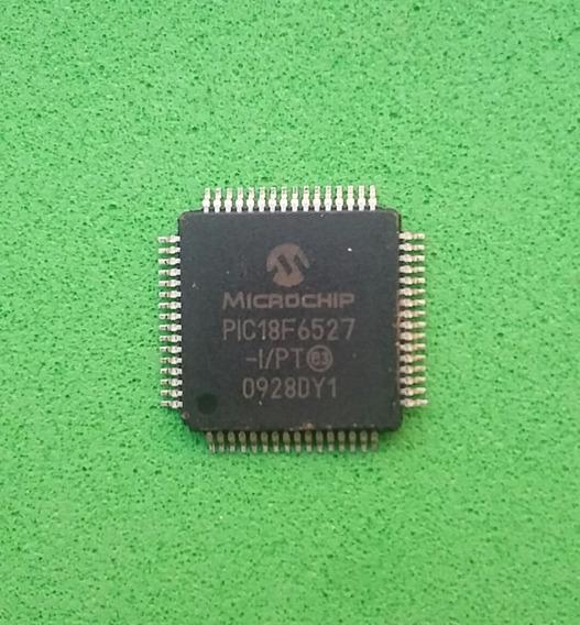 Microcontrolador Pic18f6527 Smd # Kit C/ 2 Peças