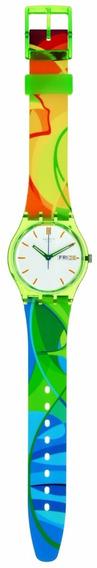 Relógio Swatch Rio 2016 Exclusivo