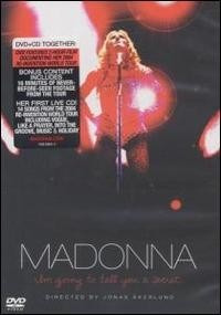 Dvd Madonna Im Going To Tell You A Secret + Cd