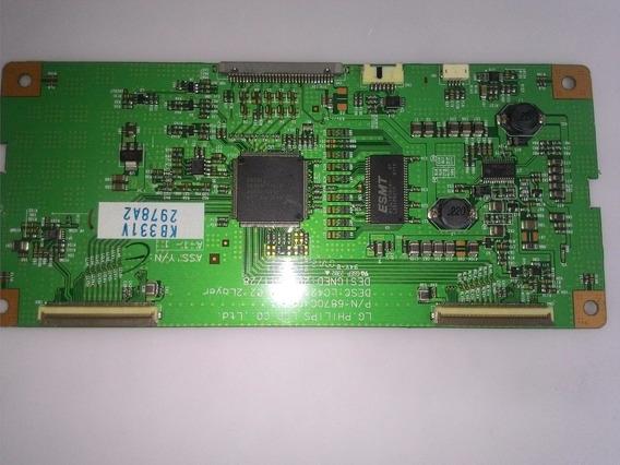 Placa T Con 6870c-223a / Lc420wx5-slc2 Lg 42lc2rr
