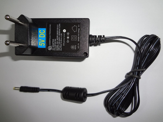 Kit 3 Fonte Alimentação Chaveada 5v 1,2a Bi-volt Automática