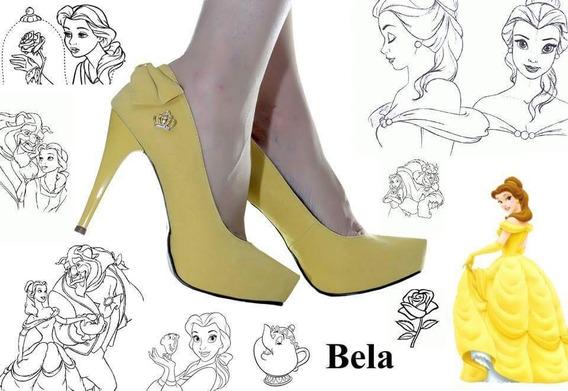 Sapatos E Sapatilhas De Princesa