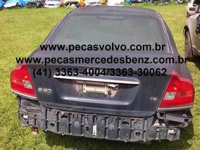 Volvo S80 Biturbo T6 2005 Peças / Sucata / Motor / Vidro