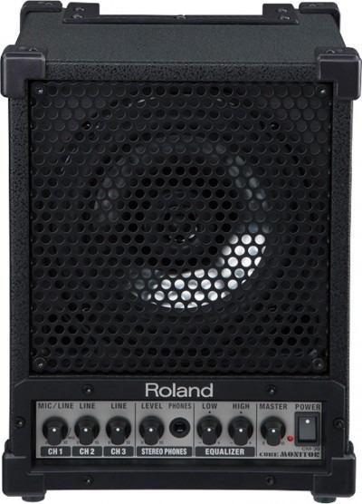 Amplificador Multiuso Roland Cm30 30w Rms Cube Monitor.