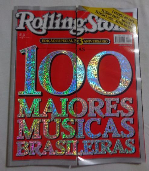 Revista Rolling Stone 100 Maiores Músicas Brasileiras