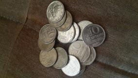Moeda De 10 Centavos