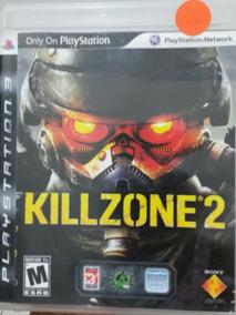 Killzone 2 Para Ps3 Usado Envio Imediato