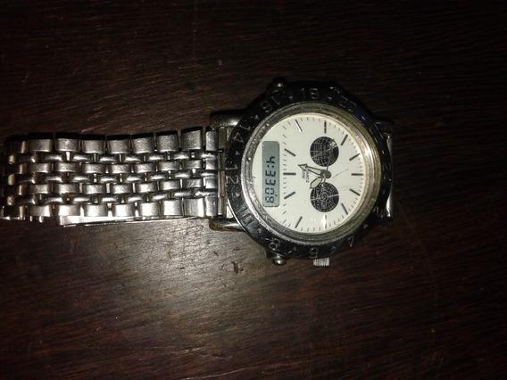 Relógio Magnum De Aço Original
