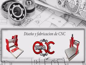 Diseño Y Fabricación Proyectos Cnc A La Medida.