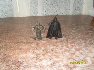 10 Muñecos De Star Wars