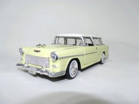 Miniatura Chevrolet Bel Air Nomad 1955 1:24