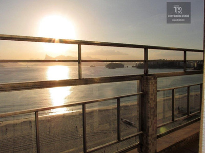 Apartamento Residencial À Venda, Icaraí, Niterói. - Codigo: Ap0003 - Ap0003