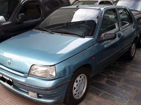 Renault Clio Rt 5ptas Unica Mano 1995 Km115000.-