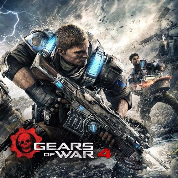 Gears Of War 4 Pc Windows 10 Jogue Online
