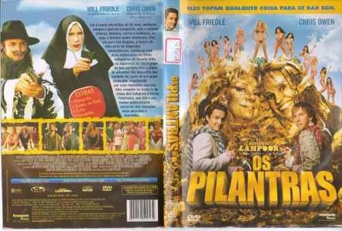 Dvd Filme Os Pilantras