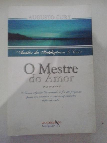 O Mestre Do Amor Augusto Cury - Frete Grátis