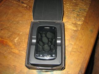 Blackberry 9380 Telcel Bateria Nueva