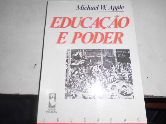 Livro Educação E Poder