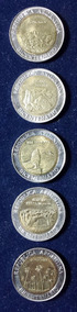 Monedas Argentinas Conmemorativas Bicentenario