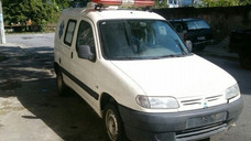 Peugeot Partner Furgao - 2008 - Sucata