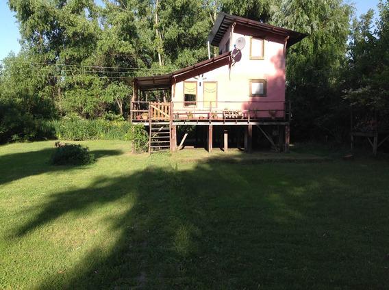 Encantadora Cabaña En El Delta Todo Sol Y Verde, 2/3 Pers.
