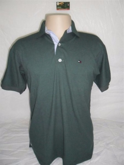 Camiseta Polo Tommy - Masculina